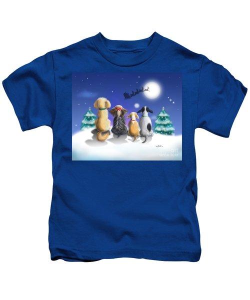The Magical Night Kids T-Shirt