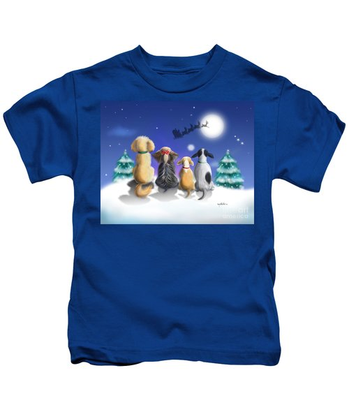 The Magical Night Kids T-Shirt