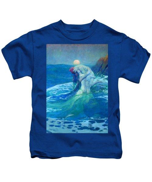 The Mermaid Kids T-Shirt