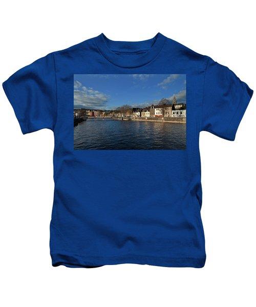 The Millenium Foot Bridge Kids T-Shirt