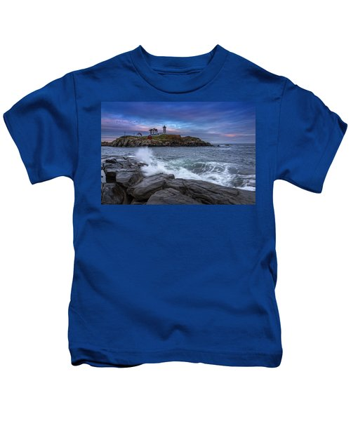 The Nubble In Color Kids T-Shirt
