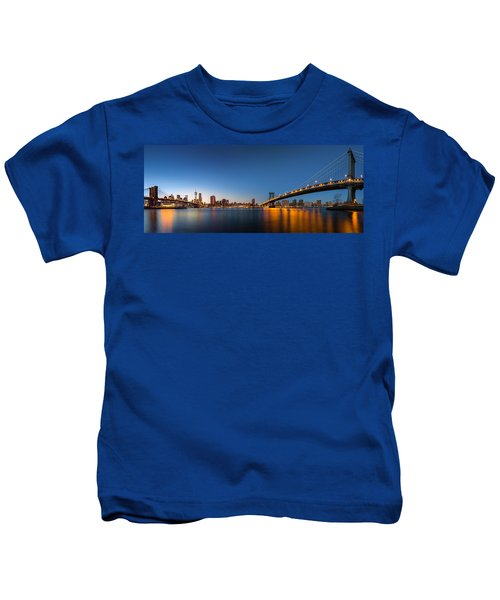 The Two Bridges Kids T-Shirt