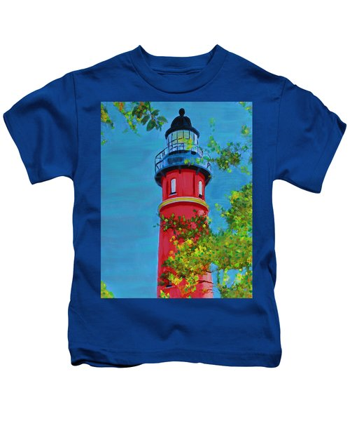 Top Of The House Kids T-Shirt
