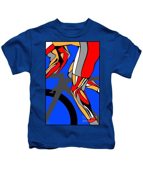 Tour Legs Kids T-Shirt