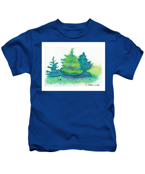Trees 2 Kids T-Shirt