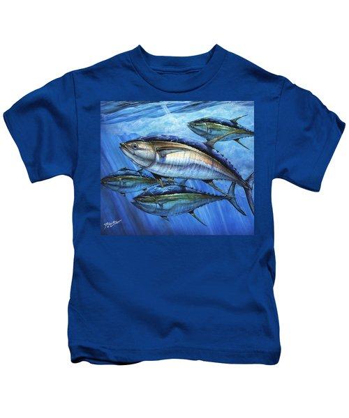 Tuna In Advanced Kids T-Shirt