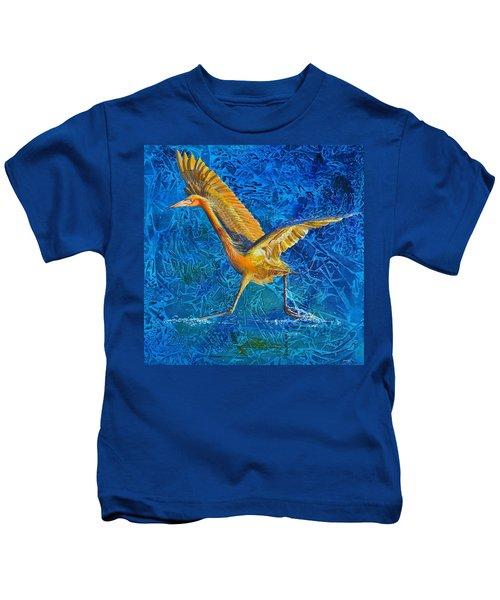 Water Run Kids T-Shirt