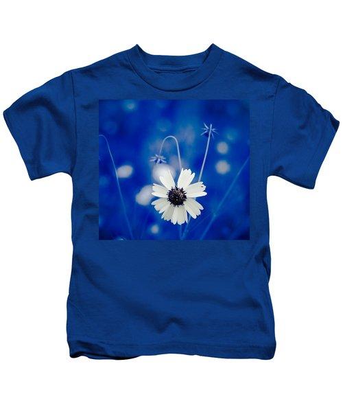 White Flower Kids T-Shirt