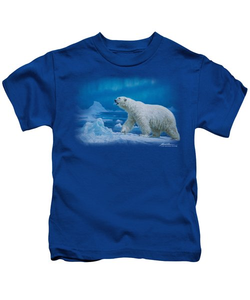 Wildlife - Nomad Of The North Kids T-Shirt
