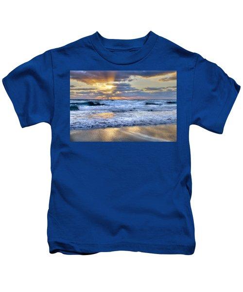 Window To Heaven Kids T-Shirt
