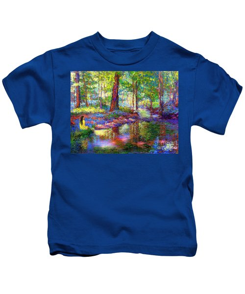 Woodland Rapture Kids T-Shirt