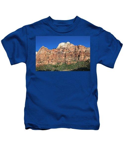 Zion Wall Kids T-Shirt