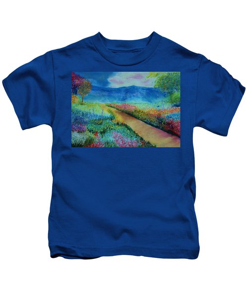 Patricia's Pathway Kids T-Shirt
