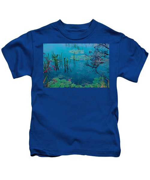 Another World Vii Kids T-Shirt