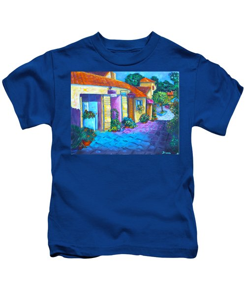 Artist Village Kids T-Shirt