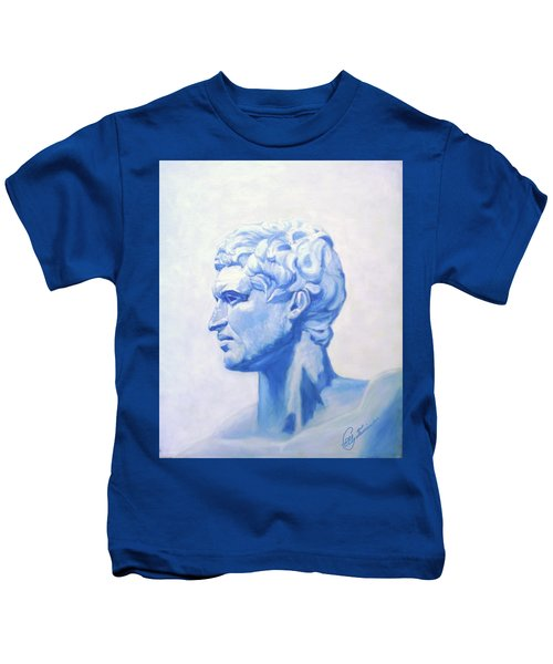 Athenian King Kids T-Shirt