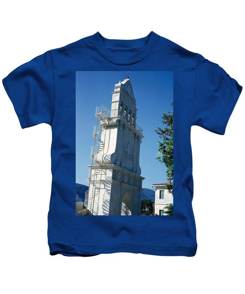 Church Bells Kids T-Shirt