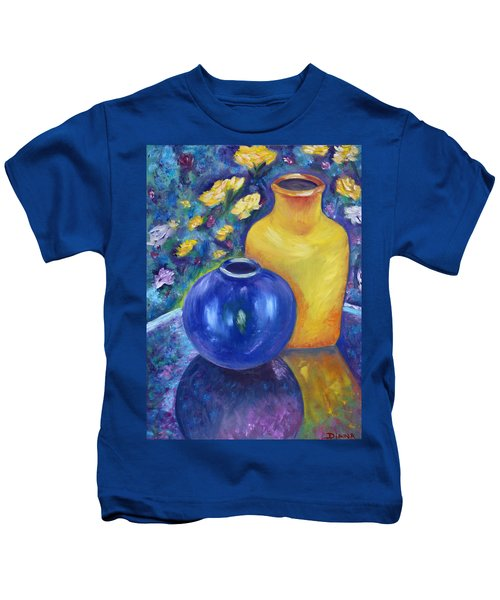 Colorful Jars Kids T-Shirt