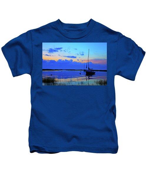 Day's End Rock Harbor Kids T-Shirt