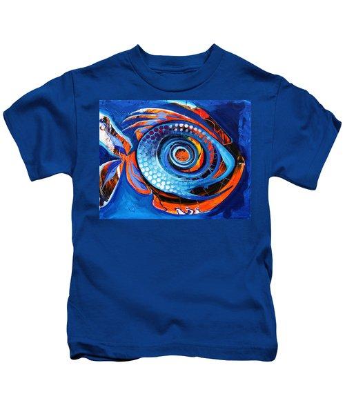 El Chupacabra Kids T-Shirt