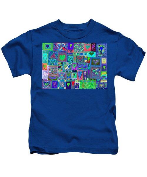 find U'r Love found    v13 Kids T-Shirt