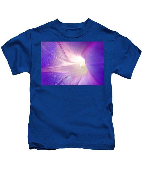 Good Morning Glory Kids T-Shirt