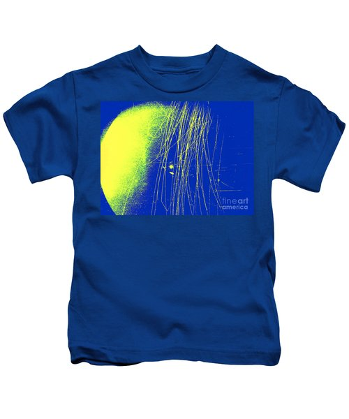 Meson Decay In Bubble Chamber Kids T-Shirt