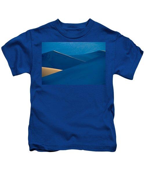 Sand Dunes Sunrise Kids T-Shirt