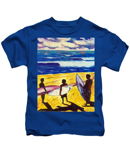 Surf's Up Kids T-Shirt