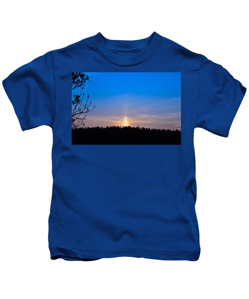 The Road To The Sky Kids T-Shirt