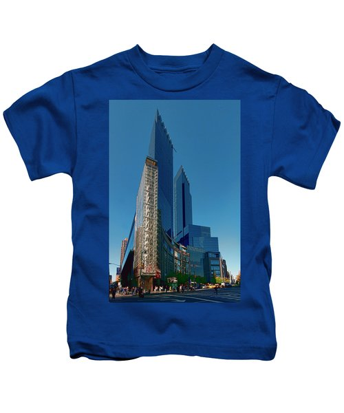 Time Warner Center Kids T-Shirt