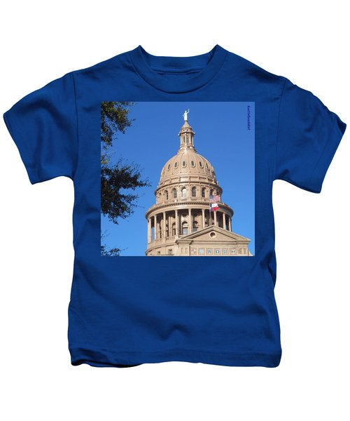 #bluesky And The Best #realestate In Kids T-Shirt