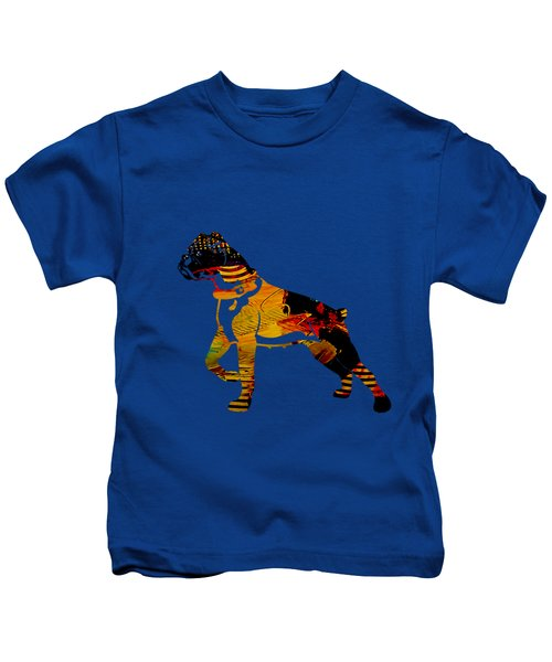 Boxer Collection Kids T-Shirt
