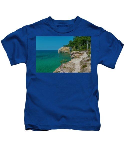 Indian Head  Kids T-Shirt