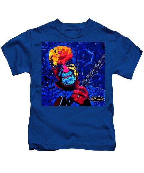 Larry Carlton Kids T-Shirt