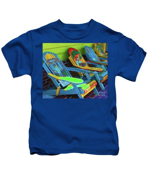 License To Chill Kids T-Shirt