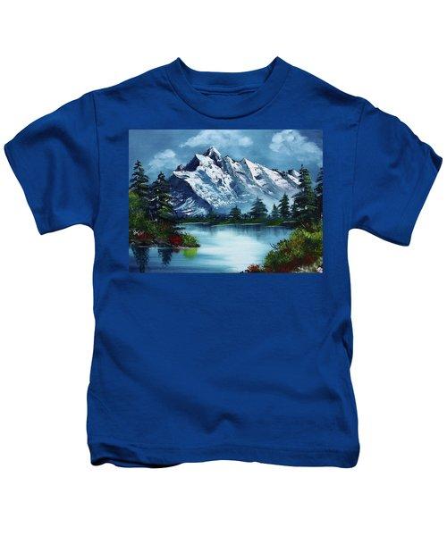 Take A Breath Kids T-Shirt