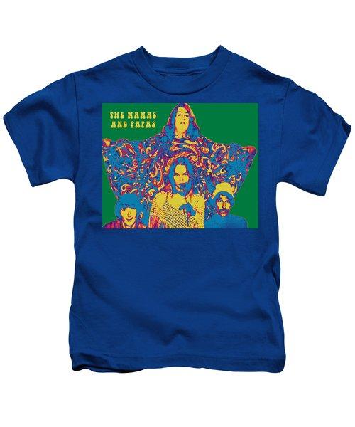 The Mamas And Papas Kids T-Shirt