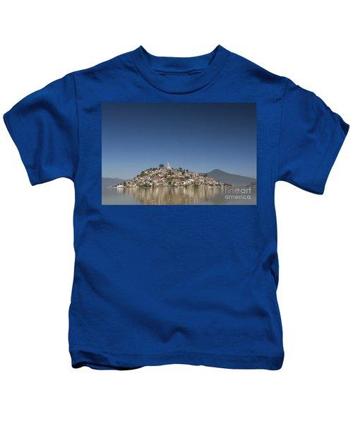 Lake Patzcuaro Kids T-Shirt