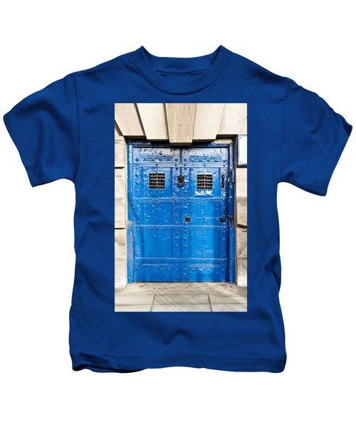 Old Blue Door Kids T-Shirt