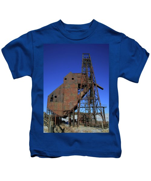 Theresa Mine Kids T-Shirt
