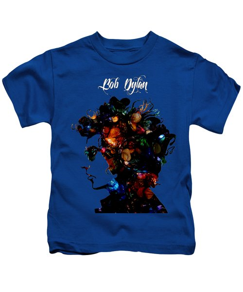 Bob Dylan Collection Kids T-Shirt