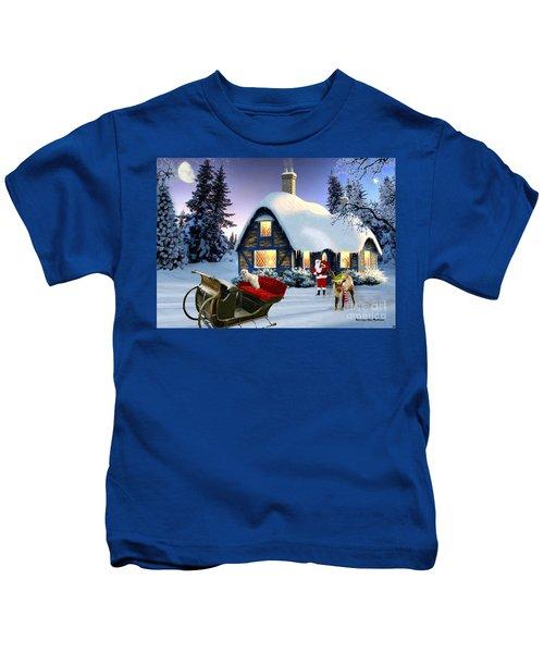 Hermes The Maltese Kids T-Shirt