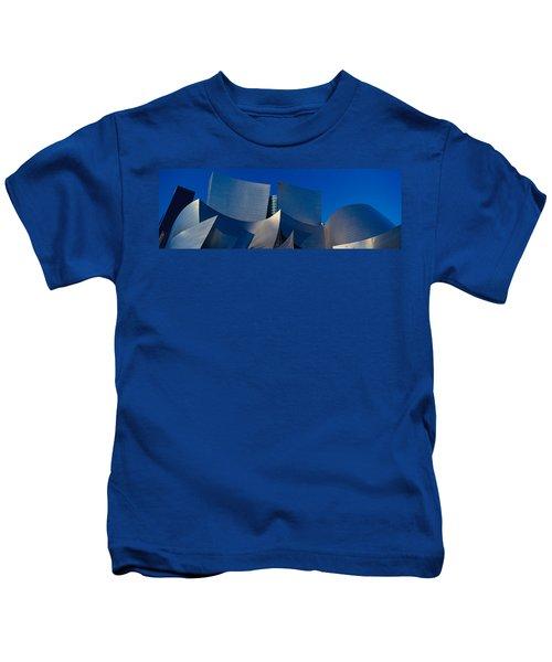 Walt Disney Concert Hall, Los Angeles Kids T-Shirt