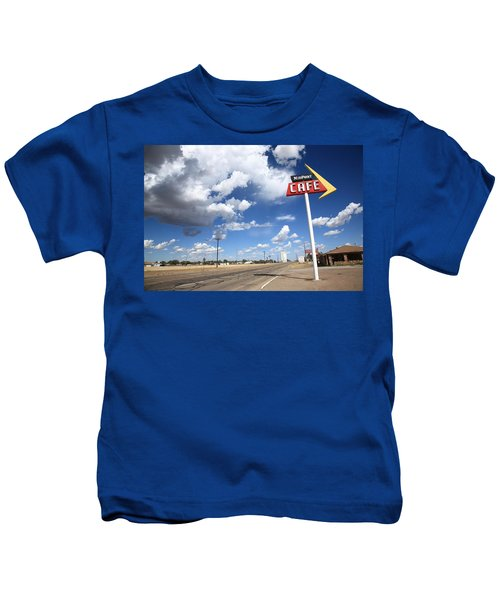 Route 66 Cafe Kids T-Shirt