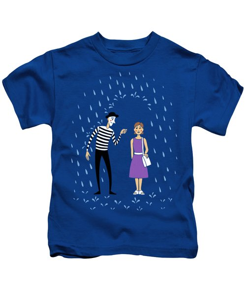 A Helping Hand Kids T-Shirt
