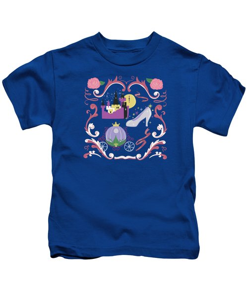 A Fairy Tale With A Happy Ending Kids T-Shirt
