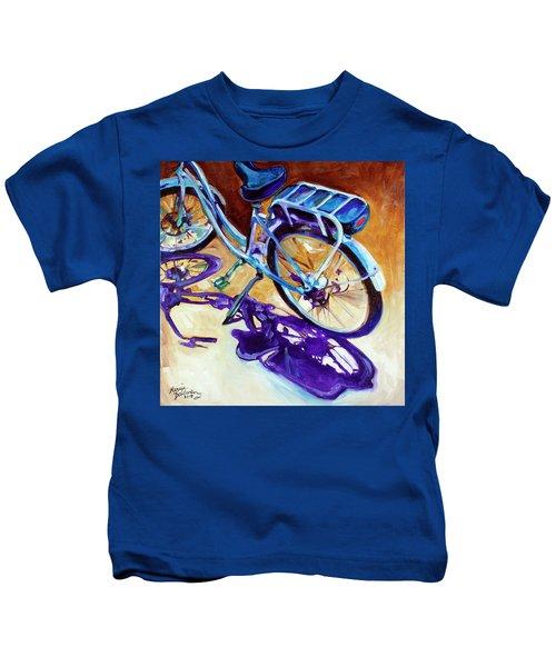 A Pedego Cruiser Bike Kids T-Shirt