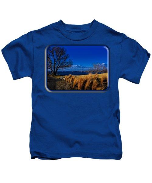 A Side Path Kids T-Shirt