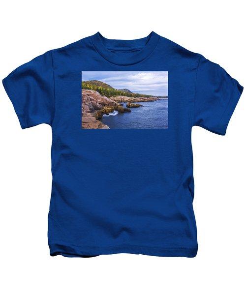 Acadia's Coast Kids T-Shirt